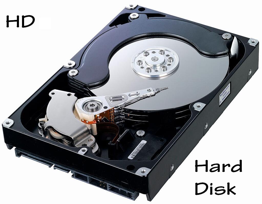 HD - Hard Disk