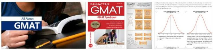 Graduate Management Admission Test in English